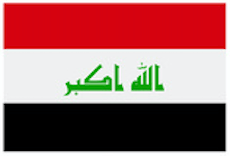 Irak Flagge