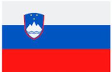 Slowenien Flagge